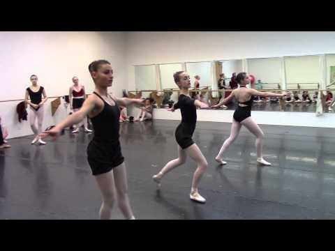 Canyon Concert Ballet - Nutcracker sneak peak
