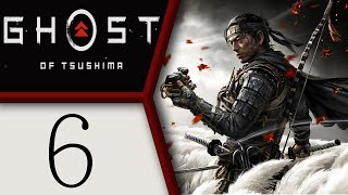Ghost of Tsushima playthrough pt6 - Ghosts In the Forest/Search For Heavenly Strike