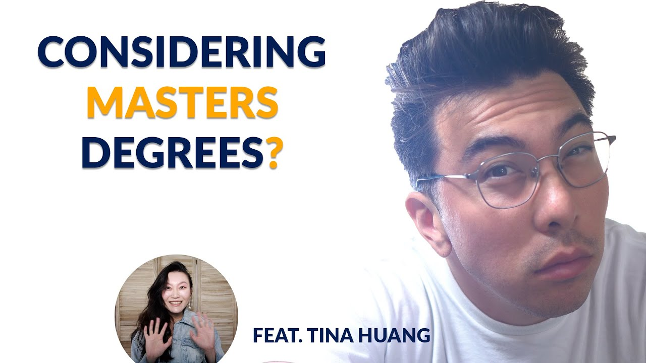 7 Things to Look For in a Masters For Data Science (feat.  @Tina Huang )