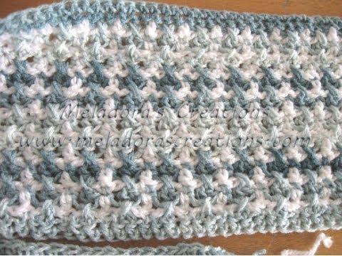 Birds of a Feather Scarf - Crochet Tutorial - YouTube
