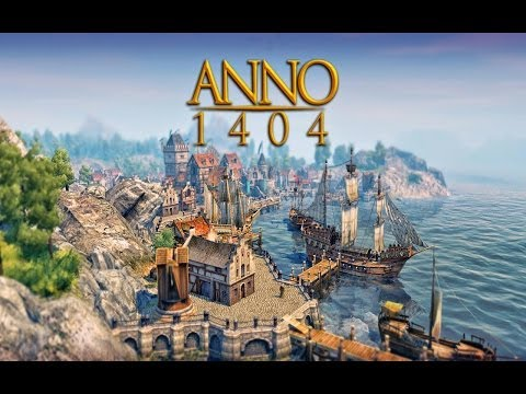 Прохождение Anno 1404 №4. Пропавшие дети.