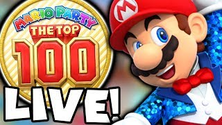 Mario Party The Top 100 - Playing Every Minigame