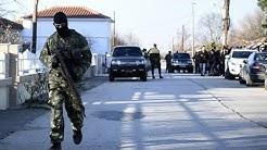 Griechenland macht Grenze zur Türkei dicht