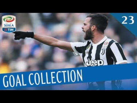 Goal collection - giornata 23 - serie a tim 2017/18