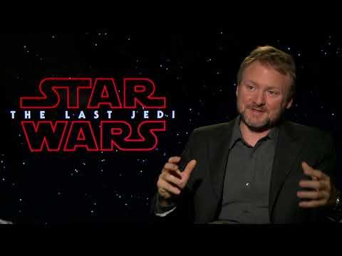 STAR WARS THE LAST JEDI Rian Johnson Interview