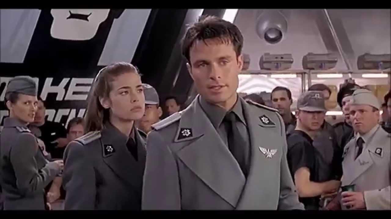 Starship Troopers 2 Nacktszenen