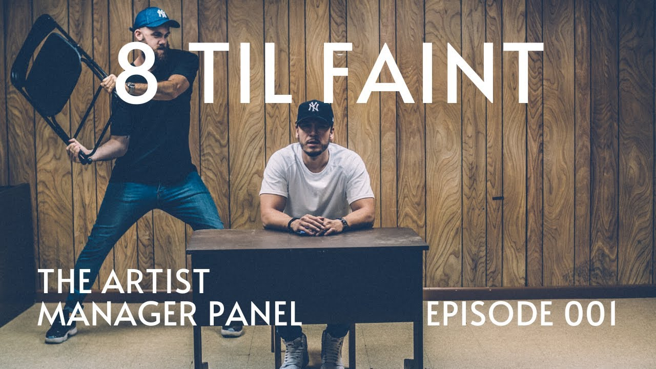 8 TIL FAINT: The Artist manager Panel