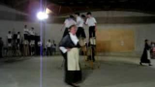 Echassiers danseurs des landes