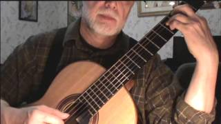 Home on the Range - Fingerstyle Guitar