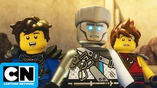 NinjaGo: Masters of Spinjitzu  | The Pit | Cartoon Network