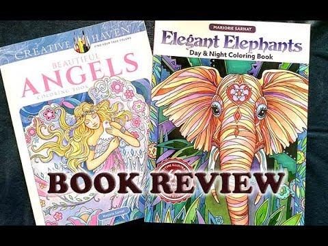 Book Review Beautiful Angels And Elegant Elephants