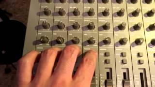 Tutorial Tascam 488 (demo song)