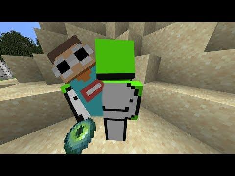 Speedrunning Minecraft As Siamese Twins...