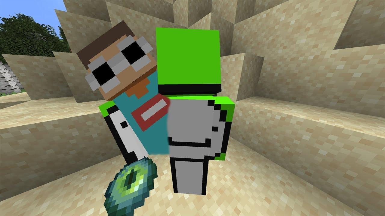 Speedrunning Minecraft As Siamese Twins Youtube
