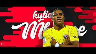 Kylian Mbappé 2017/18 - CRAZY Goals & Skills