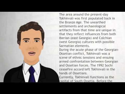 Tskhinvali - Wiki Videos