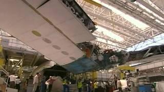 Небесные гиганты. Создание аэробуса А380. Часть 2