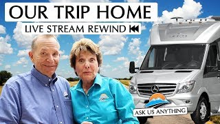 We're Back Home! Ask Us Anything with The Wendlands
