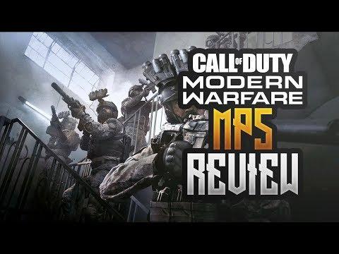 MP5 REVIEW! | Call of Duty Modern Warfare | Deutsch | Verizon CoD