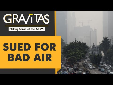Gravitas: Jakarta residents sue government over pollution