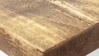 9x2 Rustic floating shelf