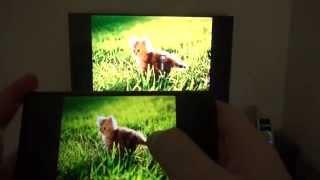 NFC ile telefondan televizyona görüntü aktarmak