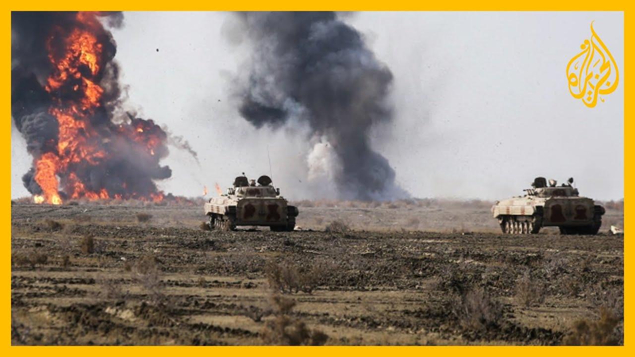 إيران تستعد.. مناورات برية واسعة تركز على البعد الهجومي  - نشر قبل 6 ساعة