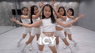 Gambar cover ITZY 있지 ICY kids dance practice