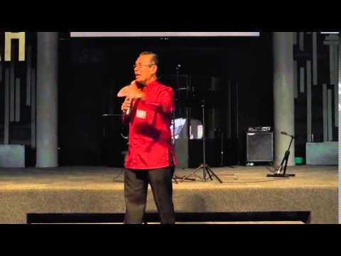 Session 5 - Bishop Ephraim Tendero at Call2Compassion & Justice, Durban 2015