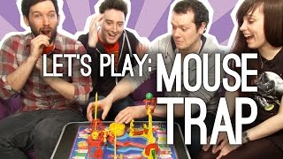 mouse trap game oxtra and oxbox play mouse trap beware the trappening