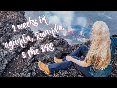 2 Weeks in Uganda, Rwanda and the DRC