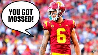 A DB's Nightmare 😈 || USC WR Michael Pittman Jr. Career Highlights ᴴᴰ