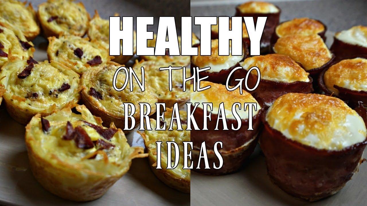 Healthy Easy Breakfast Recipes