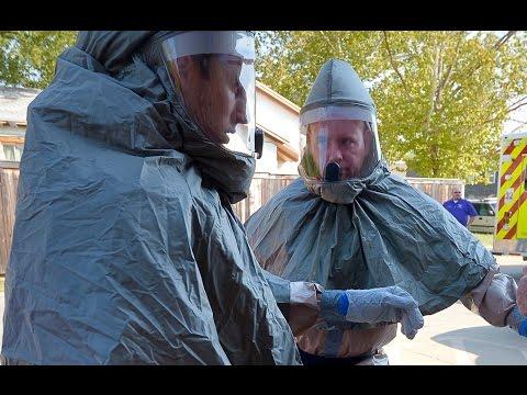 Emergency Ebola Practice