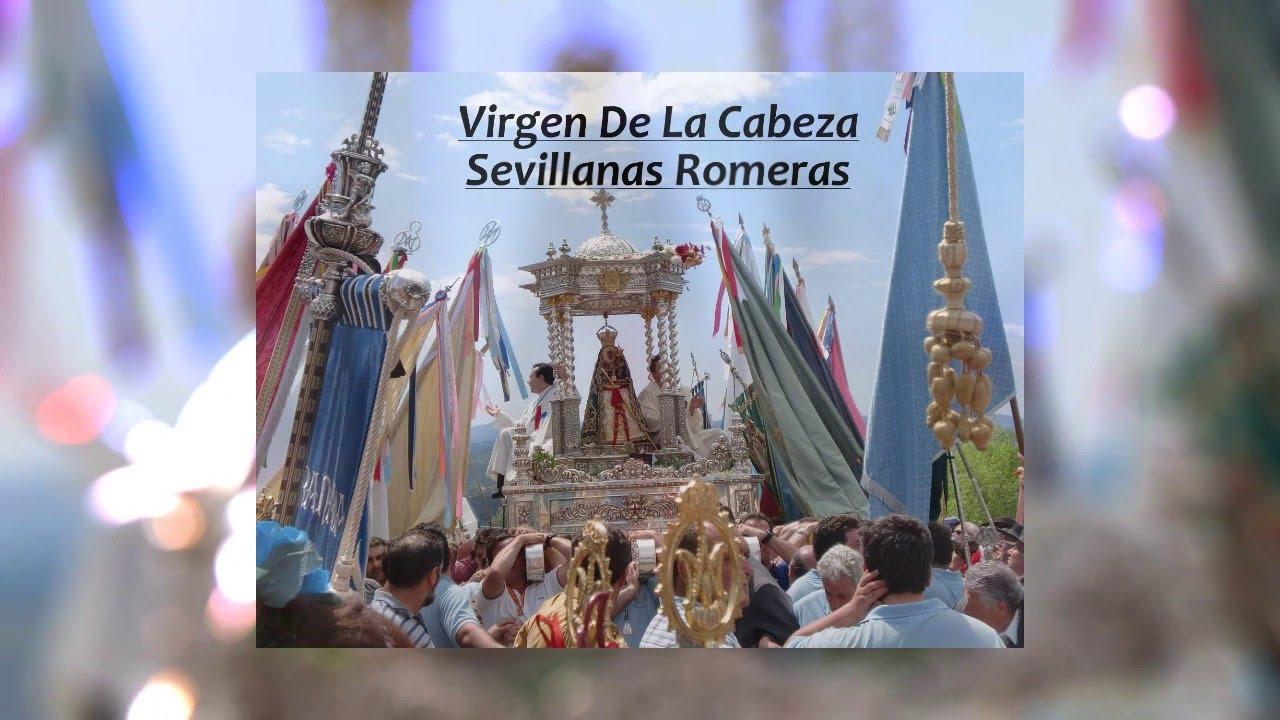 Eterna primavera-Sevillanas virgen de la cabeza