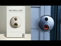 SKyBell HD Wifi Video Doorbell Install
