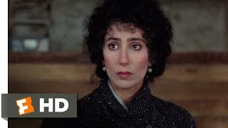 Moonstruck (5/11) Movie CLIP - Ronny Lost His Hand and Bride (1987) HD