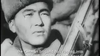 Документальный фильм Али Хамраева 'Подвиг Ташкента' 1975 г. Часть I