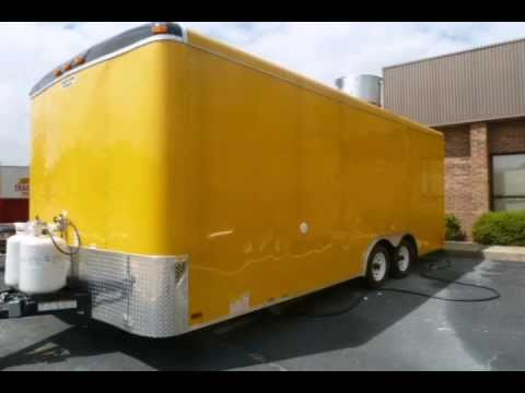 Used Food Concession Trailers for Sale 706-831-9948