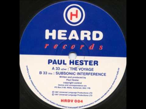Paul Hester - The Voyage (1997)