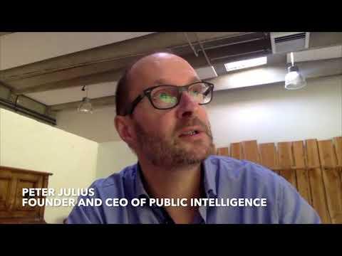 Peter Julius, Public Intelligence