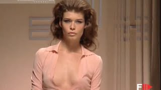 LANCETTI Full Show Spring Summer 2004 Milan by Fashion Channel