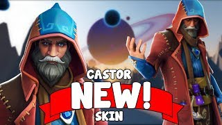*NEW* SKIN CASTOR - FORTNITE BATTLE ROYALE #02