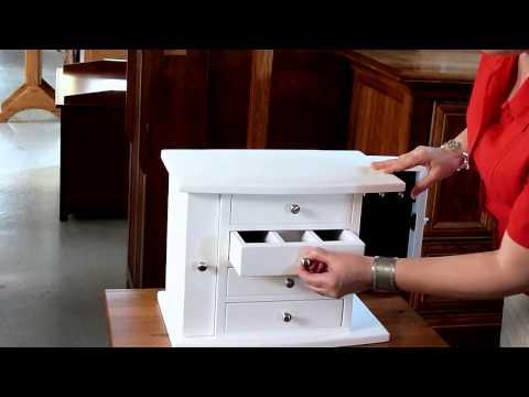 Amish Furniture -  Jewelry Chest