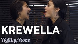 Krewella Gets Inked by Bang Bang