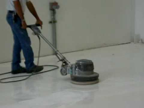 Epoxy Floor Sanding for a Smooth Finish