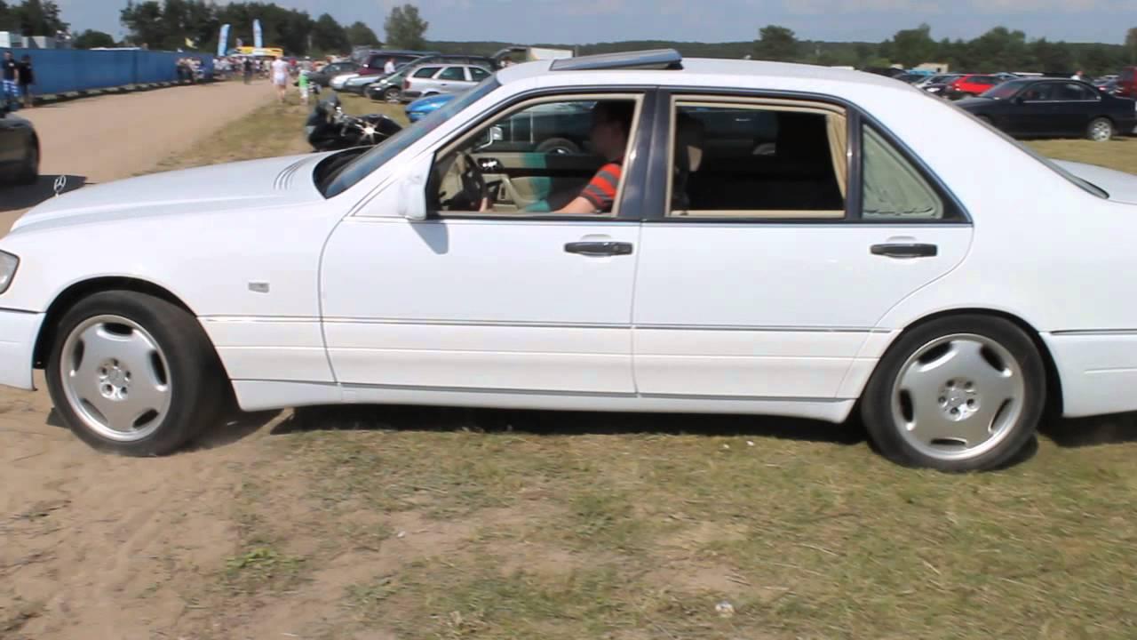Benz s class w140 600sel or s600 m120 394 hp w140 information - Resimleri Mercedes Benz S Class W140 S 320 L