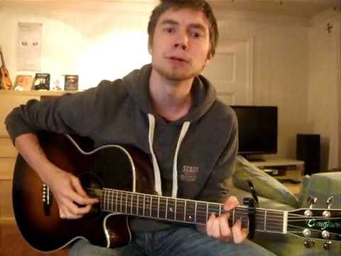 Sixteen Tons - Tennessee Ernie Ford - Acoustic Cover