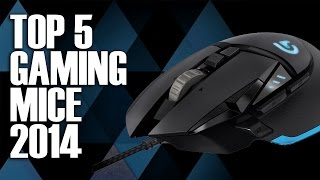 Top 5 Gaming Mice 2014/2015 - Holiday Buyer Guide
