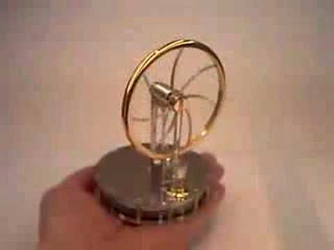 Hand Heat Stirling Engine Renewable Energy